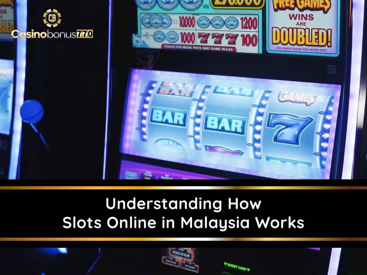 Understanding How Slots Online in Malaysia Works